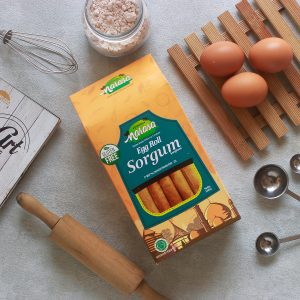 Snack Gluten Free Egg Roll Sorgum - Pawon Narasa